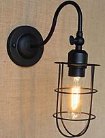 baratos -Legal Clássica Luminárias de parede Ao ar Livre / Corredor Metal Luz de parede 220-240V 40 W