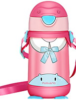 Недорогие -Drinkware Полипропилен + ABS Вакуумный Кубок Мультфильмы / сохраняющий тепло / Теплоизолированные 1 pcs