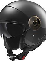 economico -LS2 OF597 Mezzo casco Adulto Unisex Casco del motociclo Idrorepellente / Resistente agli urti / Antilogoramento