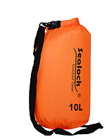 cheap -Sealock 10 L Waterproof Dry Bag Rain-Proof, Wearable for Swimming / Diving / Surfing