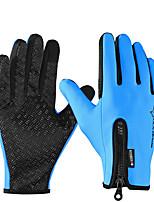 abordables -ROCKBROS Doigt complet Unisexe Gants de moto Polyester Etanche / Garder au chaud / Respirable