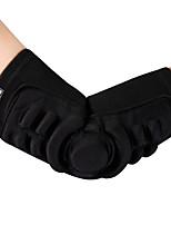 abordables -WOSAWE Équipement de protection motoforProtège Coudes Unisexe Polyester / Coton EVA Antichoc Confortable Équipement de Sécurité Elasticité