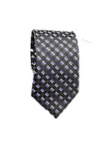 cheap -Men's Work / Basic Cotton / Polyester Necktie - Striped / Geometric / Color Block / All Seasons