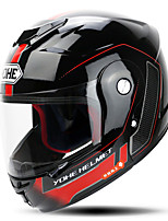 cheap -YOHE YH-973 Full Face Adults Unisex Motorcycle Helmet  Breathable / Deodorant / Anti-sweat