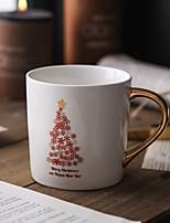 cheap -Drinkware Porcelain / China Mug Cartoon / Cute 1pcs