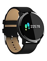 cheap -Smart Bracelet Q8 New Design / Touch Screen / Heart Rate Monitor Pedometer / Sleep Tracker / Alarm Clock