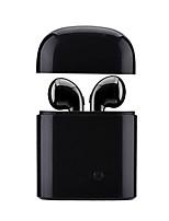 Недорогие -Apple I7S TWS EARBUD Bluetooth 4.2 Наушники наушник пластик / Пластиковый корпус Eзда наушник Новый дизайн / Стерео / С регулятором