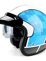 cheap -YOHE YH-859 Half Helmet Adults Unisex Motorcycle Helmet  Breathable / Deodorant / Anti-sweat