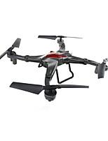 abordables -RC Drone JJRC D70WG RTF 4 Canaux 6 Axes 2.4G Avec Caméra HD 0.3MP 480P Quadri rotor RC Mode Sans Tête / Vol Rotatif De 360 Degrés / Accès En Temps Réel D3634 Quadri rotor RC / Télécommande / 1 Câble