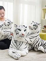 Недорогие -Tiger Мягкие и плюшевые игрушки Животные / Cool Акрил / хлопок Подарок 1 pcs