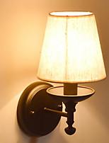 Недорогие -Новый дизайн Ретро Настенные светильники Гостиная / Коридор Металл настенный светильник 220-240Вольт 40 W