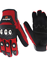 cheap -RidingTribe Full Finger Unisex Motorcycle Gloves Nylon Breathable / Touch Screen