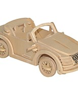 economico -Modellini di legno / Giocattoli di logica e puzzle Toro Scuola / Nuovo design / Livello professionale di legno 1 pcs Per bambini Tutti Regalo