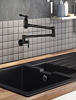 abordables -Grifería de Cocina / Baño grifo del fregadero Pintura Pot Filler Instalación en Pared