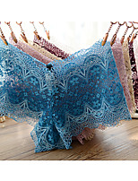 cheap -Women's Shorties & Boyshorts Panties Embroidered Low Waist