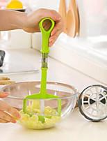 abordables -Outils de cuisine PP (Polypropylène) Creative Kitchen Gadget Manuel Usage quotidien / Pour Ustensiles de cuisine 1pc