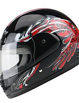 economico -SENHU S168 Integrale Adulto Unisex Casco del motociclo Antinebbia / Solidità / Resistente agli urti