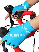 Недорогие -ZOLI Короткий палец Универсальные Мотоцикл перчатки Ткань Дышащий / Non-Slip