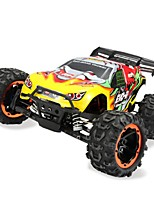 cheap -RC Car JJRC 8065 Off Road Car 1:8 40-50 km/h KM/H