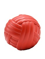 cheap -Ball / Chew Toy / Squeaking Toy Pet Friendly / Cartoon Toy / Nobbly Wobbly Rubber For Dogs