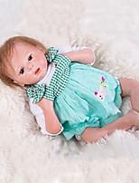 Недорогие -OtardDolls Куклы реборн Девочки 18 дюймовый Силикон - как живой Детские Девочки Подарок