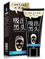 abordables -1 colores Productos de Limpieza / Máscara / Limpiador Facial Húmedo Líquido / Limpieza / Máscara Limpieza de Profundidad / Minimizador de Poros / Puntos Negros Hombre / Mujer / Lady # Portátil / Alta