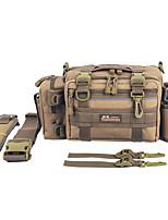 abordables -Caja de pesca Caja de equipamiento Al Aire Libre / Impermeable / Multi Function Nailon 32cm*20 cm / Caza y Pesca Bolsa