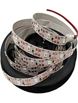 cheap -5m Flexible LED Light Strips 300 LEDs 2835 SMD Red / Blue Cuttable / USB / Decorative 5 V 1pc