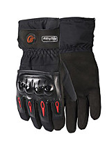 abordables -RidingTribe Doigt complet Unisexe Gants de moto Flanelle / uréthane Poly Etanche / Garder au chaud / Respirable