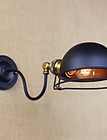 baratos -Legal Simples / Retro Luminárias de parede Quarto Metal Luz de parede 220-240V 40 W