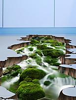 abordables -Autocollants muraux décoratifs - Autocollants avion 3D Salle de séjour / Chambre à coucher