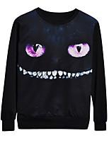 cheap -Men's Active Sweatshirt - Geometric, Print