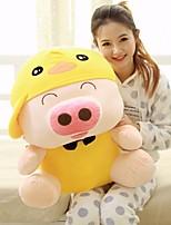 cheap -Pig Stuffed Animal Plush Toy Animals / Cute / Lovely Acrylic / Cotton Gift 1 pcs