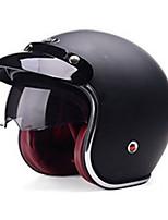 Недорогие -YEMA 629 Каска Взрослые Универсальные Мотоциклистам Защита от удара / Защита от ультрафиолета / Защита от ветра