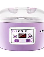 Недорогие -Создатель йогурта Новый дизайн / Полностью автоматический Нержавеющая сталь / ABS Машина для йогурта 220 V 20 W Кухонная техника
