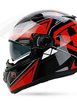 cheap -YOHE YH-970 Full Face Adults Unisex Motorcycle Helmet  Breathable / Deodorant / Anti-sweat