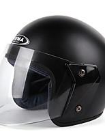 abordables -YEMA 607 Casque Bol Adultes Unisexe Casque de moto Antichoc / Anti UV / Coupe-vent