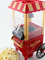 Недорогие -Пищевые шлифовальные машины и мельницы Новый дизайн PP / ABS + PC Попкорн Maker 220-240 V 50 W Кухонная техника