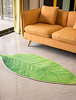 cheap -Doormats Casual / Modern Cotton / Polyester Blend, Flat Shape Superior Quality Rug
