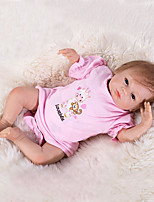cheap -OtardDolls Reborn Doll Baby Girl 18 inch Silicone - lifelike, Hand Applied Eyelashes Kid's Girls' Gift