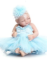cheap -NPKCOLLECTION Reborn Doll Baby Girl 12 inch Full Body Silicone / Silicone / Vinyl - lifelike Kid's Girls' Gift