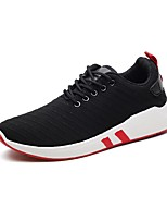 cheap -Men's Mesh Summer Comfort Sneakers Black / Gold / Black / White / Black / Red