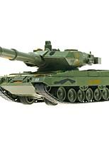 abordables -Petites Voiture Véhicule Militaire / Tank Militaire / Tank / Chariot Vue de la ville / Cool / Exquis Métal Tous Enfant / Adolescent Cadeau 1 pcs