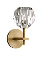 cheap -OYLYW Crystal / Mini Style Simple / Modern / Contemporary Wall Lamps & Sconces Living Room / Bedroom Metal Wall Light 110-120V / 220-240V
