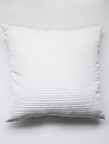 abordables -1 pcs Polyester Housse de coussin, Jacquard / Plein / A Fleur Classique / Moderne / Contemporain