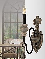 baratos -Luminárias de parede Sala de Estar / Quarto Resina Luz de parede 220-240V 40 W