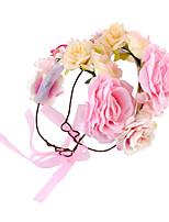 cheap -Kids Girls' Floral / Botanical Hair Accessories
