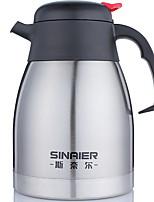 abordables -Drinkware Acier inoxydable Vacuum Cup / Pot d'eau et bouilloire Retenant la chaleur / Athermiques 1 pcs