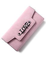 cheap -Women's Bags PU(Polyurethane) Clutch Buttons Blushing Pink / Gray / Royal Blue