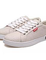 cheap -Men's Shoes Mesh Summer Comfort Sneakers White / Black / Beige